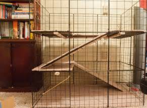 2 Tier Rabbit Hutch How To Build A Rabbit Cage For Under 80 Bunny Blurbs