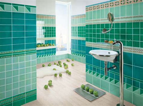 creative bathroom ideas creative bathroom tile ideas images