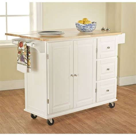 Portable Kitchen Counter by Kitchen Island Rolling Cart Portable Cabinet Counter