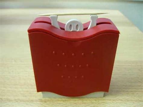 Novelty Toothpick Dispenser hercules toothpick man holder novelty dispenser fun