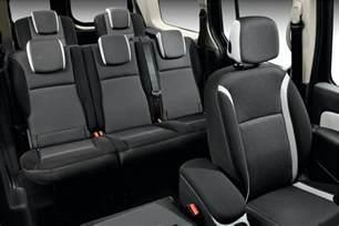 Renault Kangoo Seats Renault Kangoo 2013 Precios De La Nueva Gama