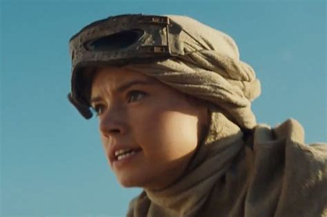 meet new star wars 7 star daisy ridley in this sci fi short film daisy ridley to play rey in star wars the force awakens