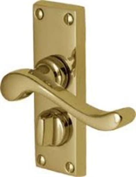 Bathroom Door Lock Repair Privacy Lock Door Handles World Of Brass