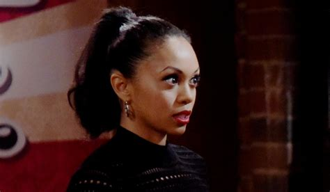 yr recap one night the young and the restless recaps y r day ahead recap hilary fumes at mariah s bold move