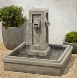 Fountain Patio by Garden Water Fountains Casual Cottage