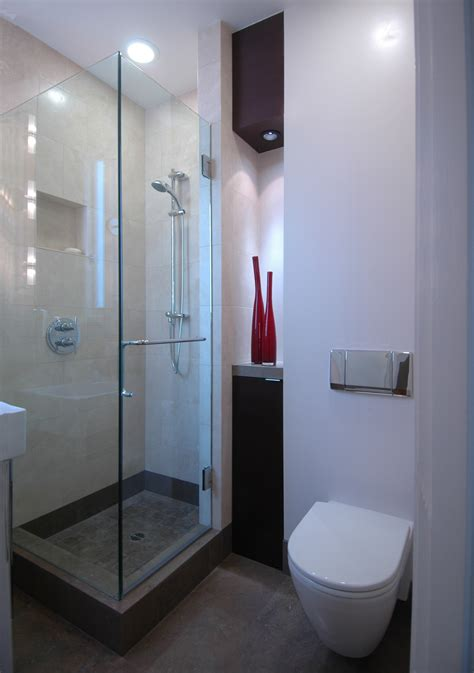 Small Bathrooms With Shower | 15 small shower ideas inside small bathroom plan layout