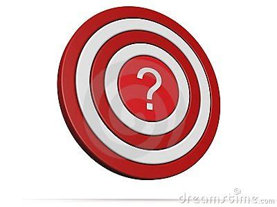 Lost My Target Gift Card - lost and confusion target concept stock images image 14555444