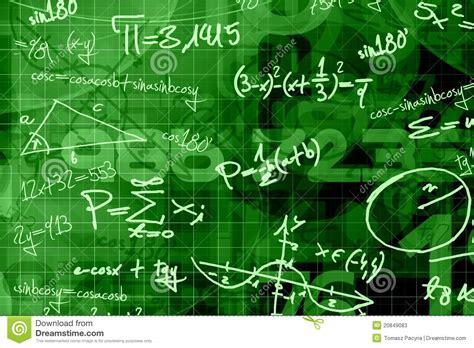 imagenes fondos matematicos fondo de la matem 225 ticas de la escuela fotos de archivo