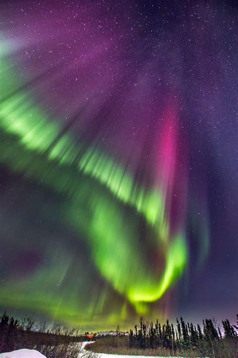northern lights packages alaska hunting the northern lights in fairbanks alaska matador