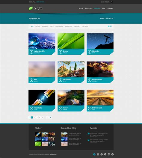themeforest psd leafox multipurpose psd theme by mikgroup themeforest