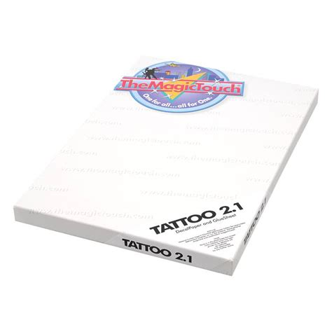 Temporary Tattoo Paper National Bookstore | temporary tattoo transfer paper
