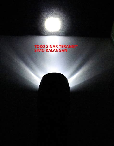 Senter Led Polisi jual senter led mini zoom edc 3w lensa polisi