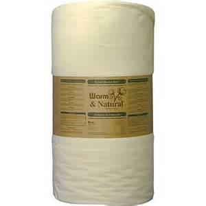 sale warm cotton batting 90 x 40yd roll