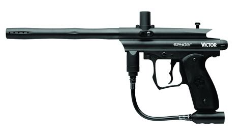 a spyder victor paintball marker review 2017