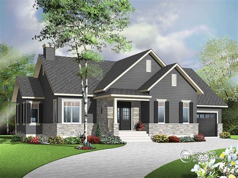 bungalow house plans one story bungalow floor plans drummond homes mexzhouse com