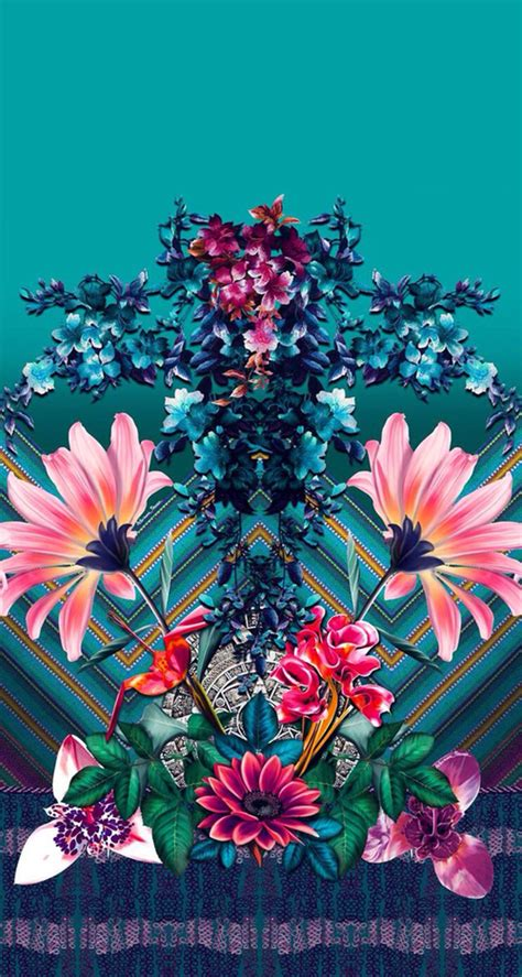 82 best botanical iphone wallpapers images on pinterest blue turquoise pink tropical flowers botanical art iphone