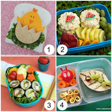 Bento Box Decorations by And Easy And Easter Bento Boxes Blissfully Domestic