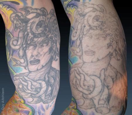 tattoo cover up laser hyperspace studios tattoos coverup don before and