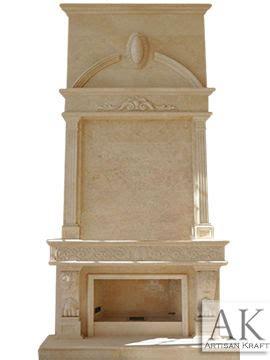 artisan nera large honed sandstone fireplace artisan overmantel fireplaces marble cast stone custom surrounds