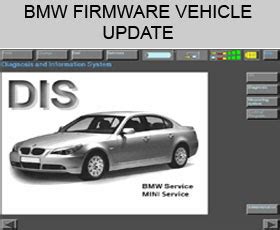 Bmw Software Update Bmw Firmware Software Update Vehicle