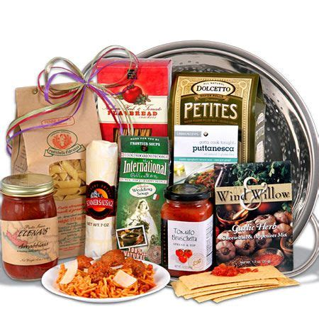 dinner gifts italian dinner for mom mother s day gift basket give a