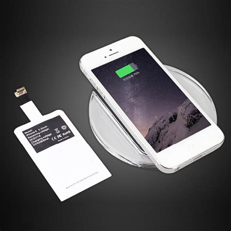Receiver For Iphone 6 Plus qi wireless charger charging pad receiver for iphone 6s