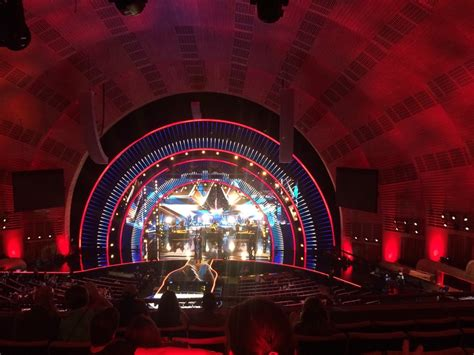 stage for agt yelp