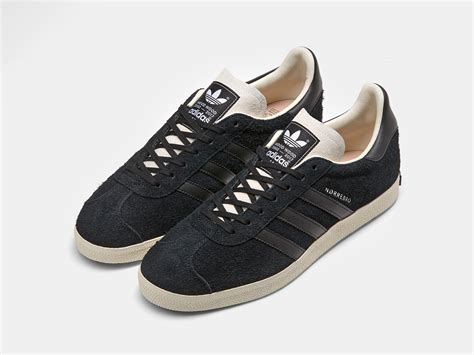 adidas wood wood wood wood x adidas gazelle collaboration