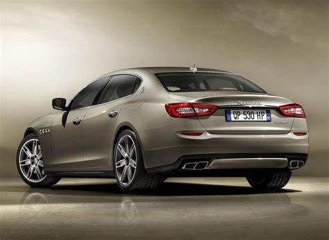 Maserati Sedan by Maserati S Most Powerfull Luxury Sedan 2013 Quattroporte