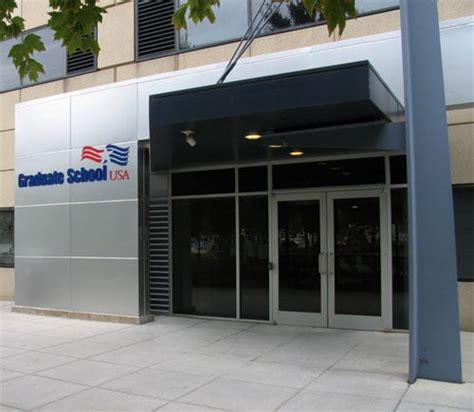 Ratings Of Local Graduate Mba by Graduate School Usa Careers Advice 600 Maryland Ave Sw