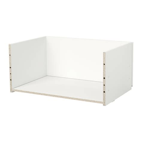 Drawer Frame by Best 197 Drawer Frame White