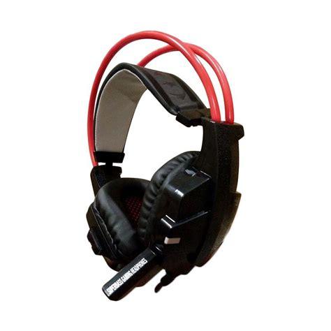 Headset Gaming Warwolf Jual Warwolf R4 Headset Gaming Harga