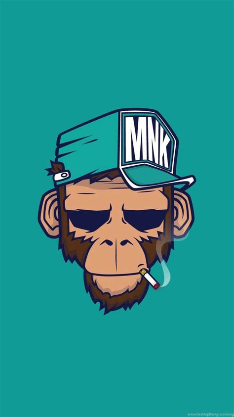 cool ipod backgrounds cool monkey iphone 6 wallpapers desktop background
