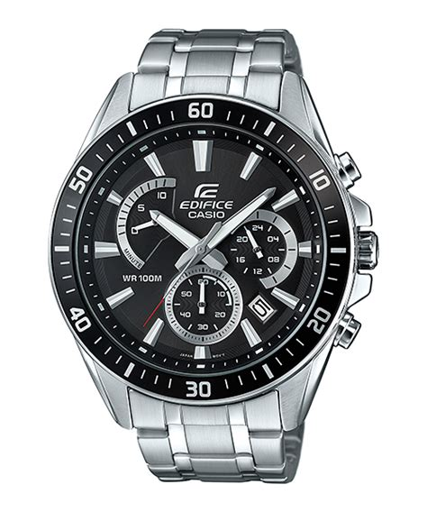 Casio Ef 552d 1a By Casio Original efr 552d 1av standard chronograph edifice timepieces