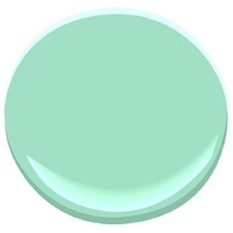 soft teal paint color
