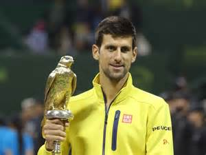 Novak djokovic thrashes rafael nadal to win 2016 qatar open in grand