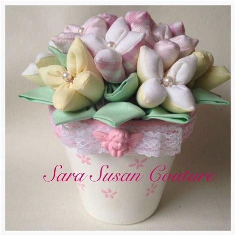 fiori con stoffa vesetto con fiori di stoffa per la casa e per te