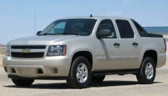 chevrolet avalanche technical details history photos on
