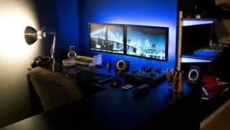 gaming setup designer 20 cool computer arrangements for gamers home design and interior