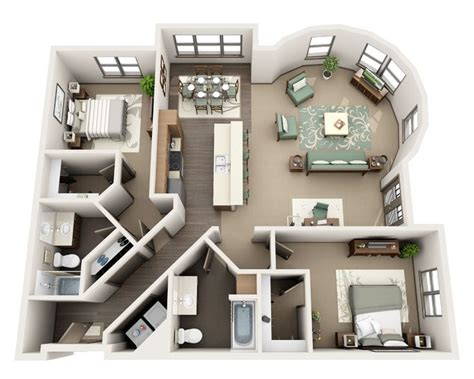 four bedroom apartments best 25 4 bedroom apartments ideas on pinterest