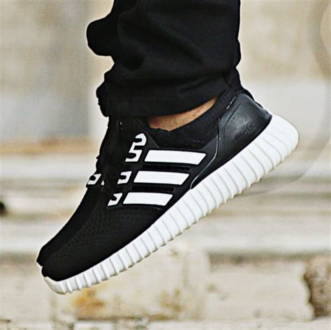 buy new adidas ultra boost black and white shoes at low price in pakistan