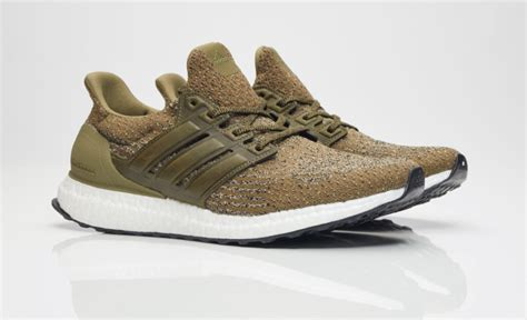 Adidas Ultra Boost 2 0 Green Olive get ready for the adidas ultra boost 3 0 trace olive