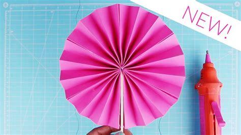 Paper Fan Origami - paper origami paper fan