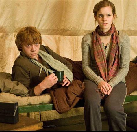 Weasley And Hermione Granger by Jk Rowling Reveals Hermione Granger Should Married