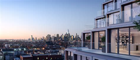 new york architects oda architecture plans 251 residences in