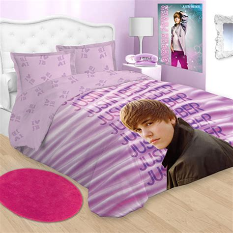 justin bieber bedroom justin bieber water microfiber comforter and sham set