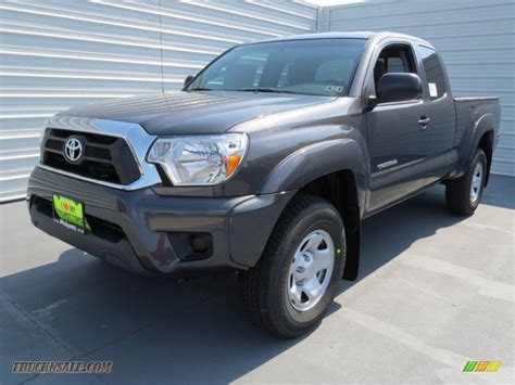 Toyota Tacoma Prerunner Sr5 2013 Toyota Tacoma Sr5 Prerunner Access Cab In Magnetic