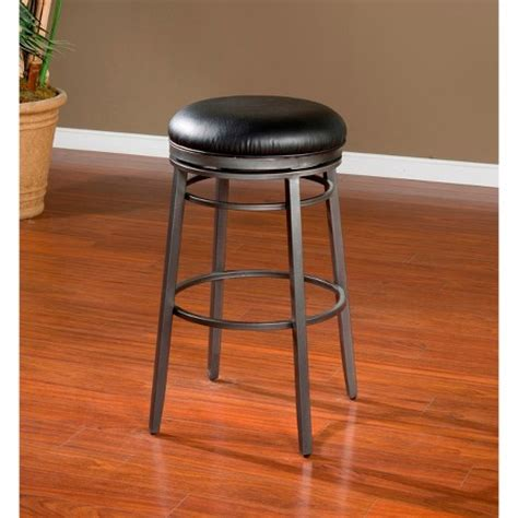 Backless Counter Stools Target by Silvano Backless Swivel Vinyl 26 Quot Counter Stool Black