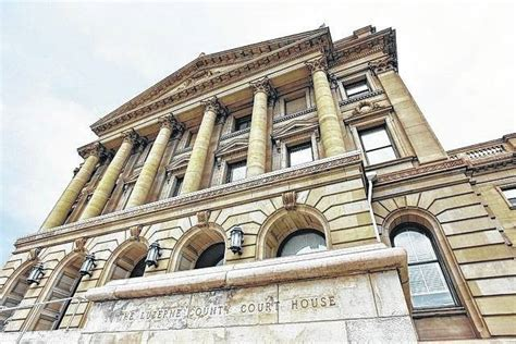 Luzerne County Arrest Records Luzerne County Government Explains Hiring Of With Criminal Record Times Leader