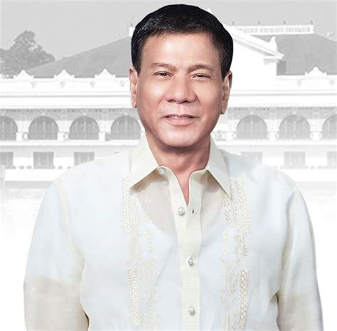 what is biography in filipino rodrigo duterte president of the philippines biography